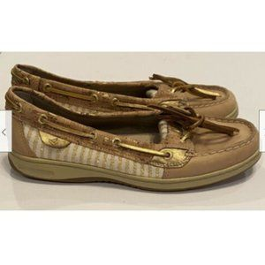 Sperry Top Sider Leather Loafers Boat Shoes